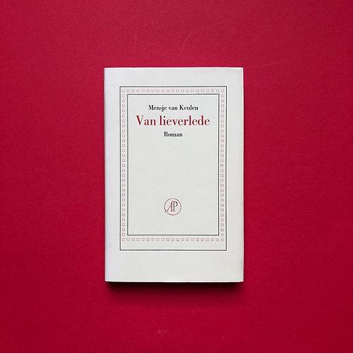 Luxe-exemplaar op rijm gesigneerd voor de uitgever