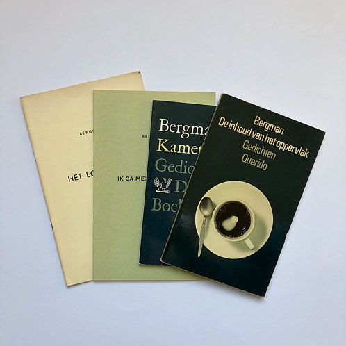 Gesigneerd kwartet van Bergman