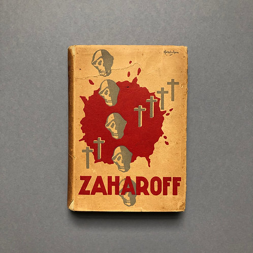 Basil Zaharoff, wapenhandelaar