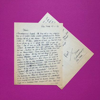 Vunzige brief van A. Moonen
