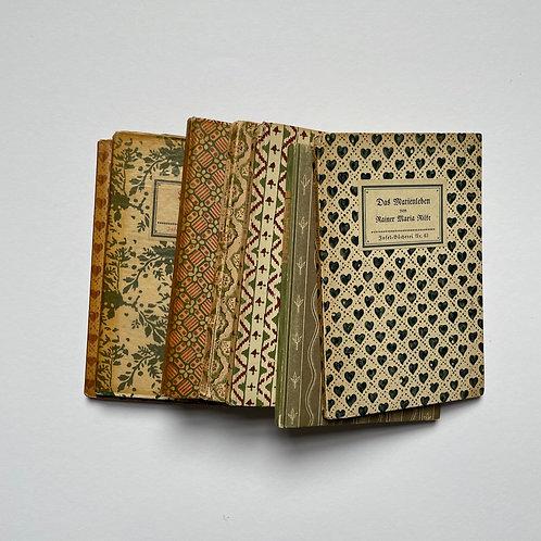 Zeven opdrachtexemplaren van Hélène Swarth