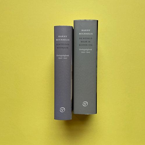 Oorlogsdagboek van Hanny Michaelis