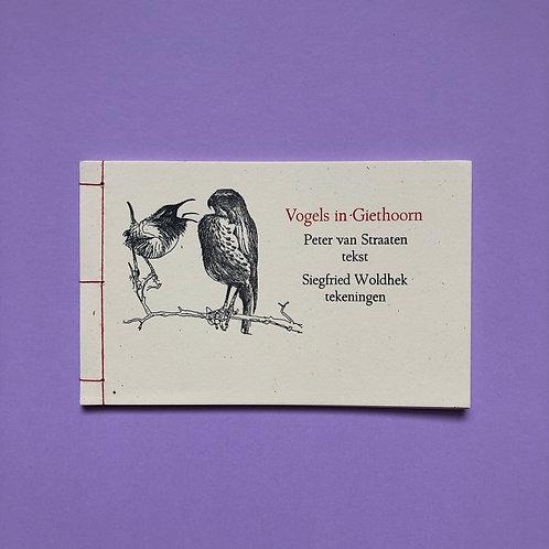 Gesigneerd door Woldhek en Van Straaten