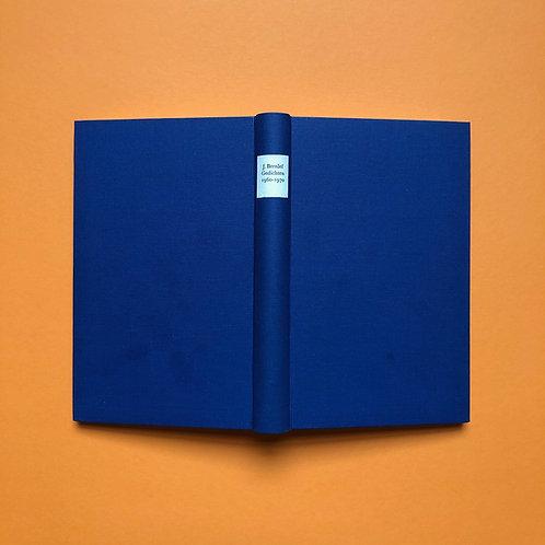 Luxe-exemplaar met opdracht van Bernlef