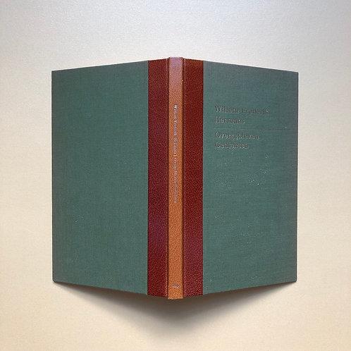 Nummer XXXVI van 50 Romeins genummerde en gesigneerde luxe-exemplaren