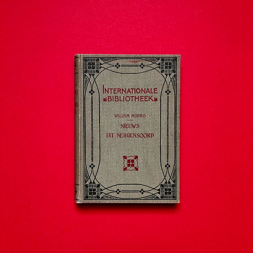 William Morris in eerste Nederlandse vertaling