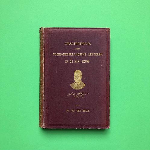 De literatuurgeschiedenis van W.F. Hermans