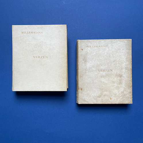 Willem Kloos gelezen door A. Roland Holst