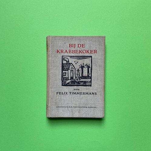 Gesigneerd in de Boekenweek van 1934