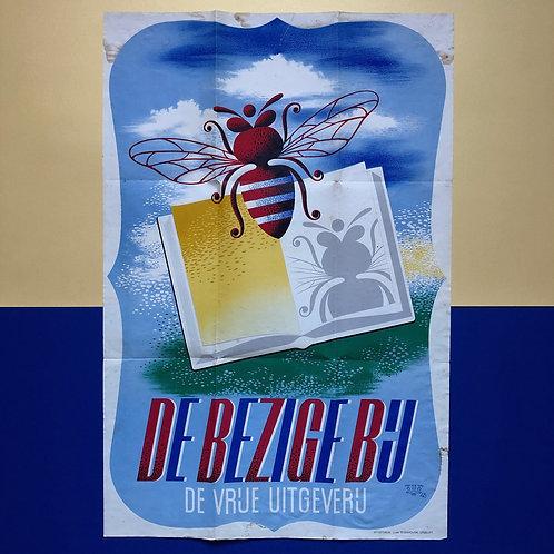 Iconisch affiche uit 1945
