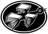 boekenvogel logo artistiek bureau olivia ettema