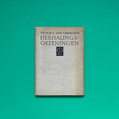 Opdracht van Van Vriesland aan Roland Holst