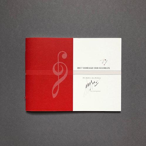 Met signaturen van A.L. Snijders & Joey Roukens
