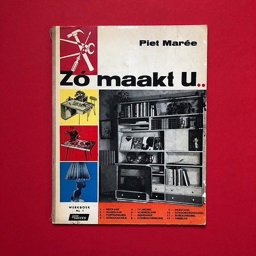 Boekenrek bouwen met Piet Marée