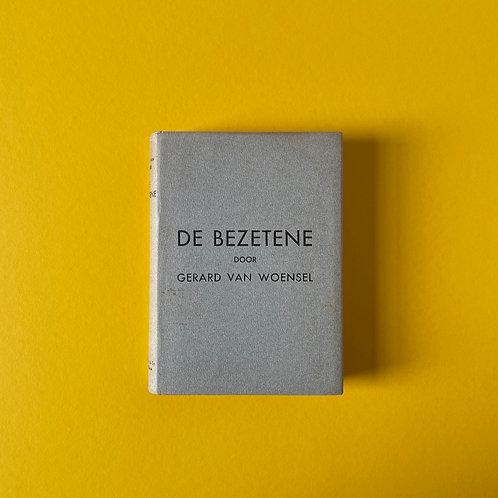 Zeldzame roman van Reve sr.