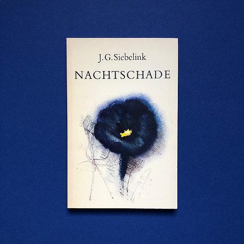 Uit intense vriendschap van Jan Siebelink