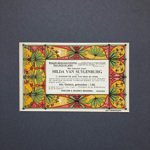 Prospectus voor Hilda van Suylenburg