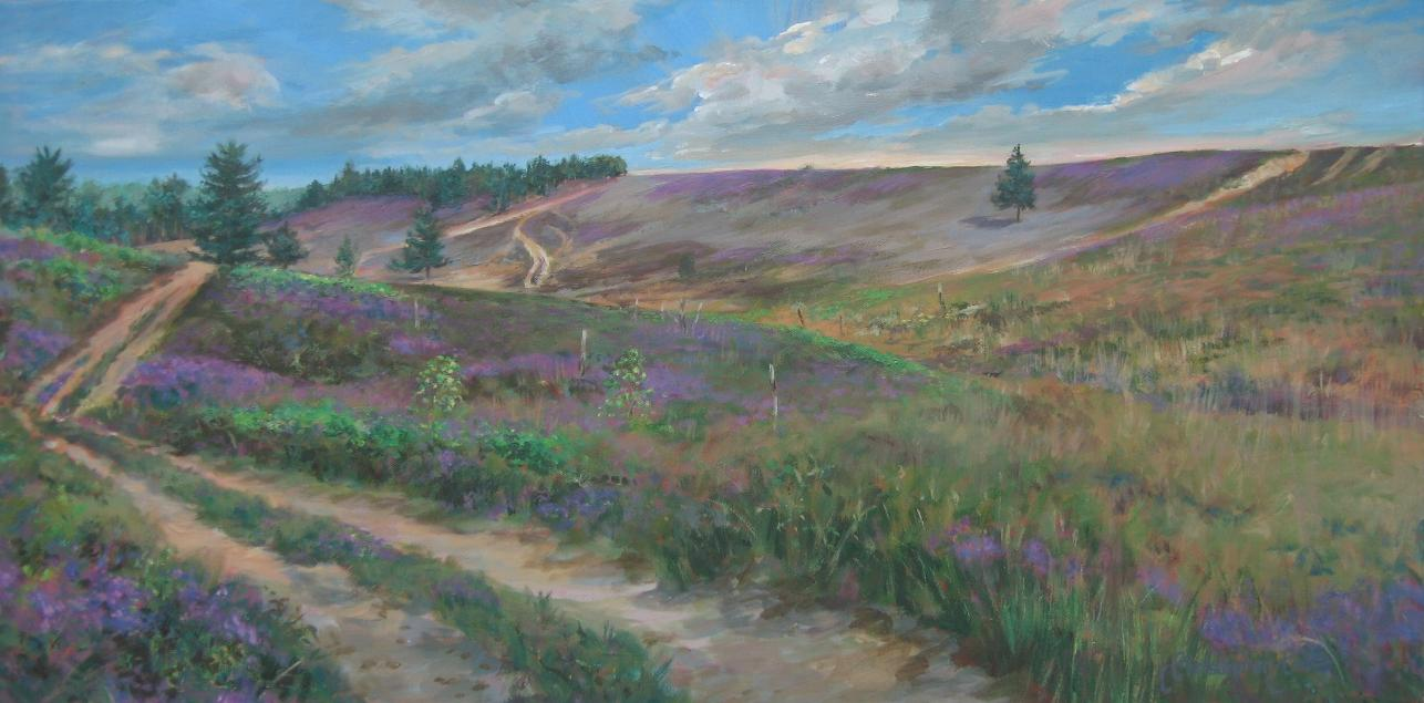"""Hankley Heather, July"""