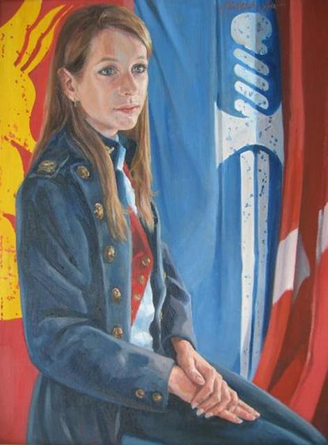 """""""Soldier Girl"""""""