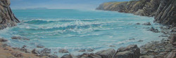"""Cerfai Bay, St David's"""