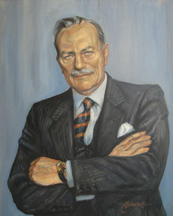 """The Right Hon J Enoch Powell"""