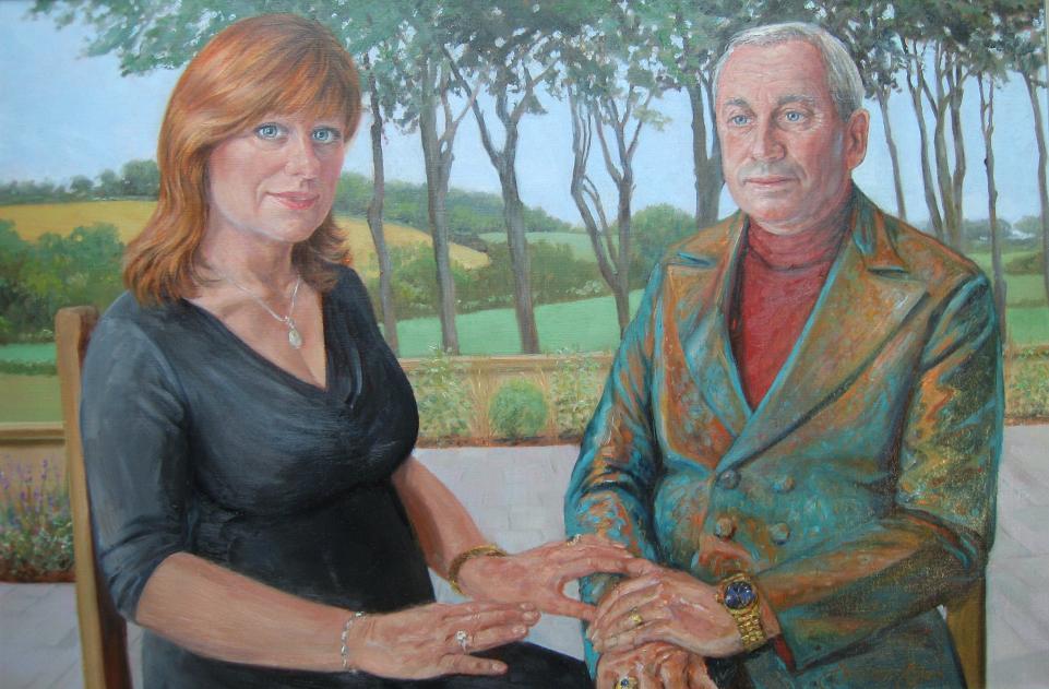 """""""Linda & Alan Westall"""""""