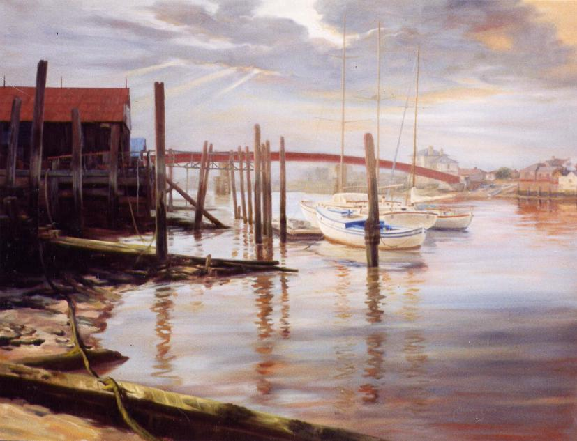 """Boatyard Littlehampton"""