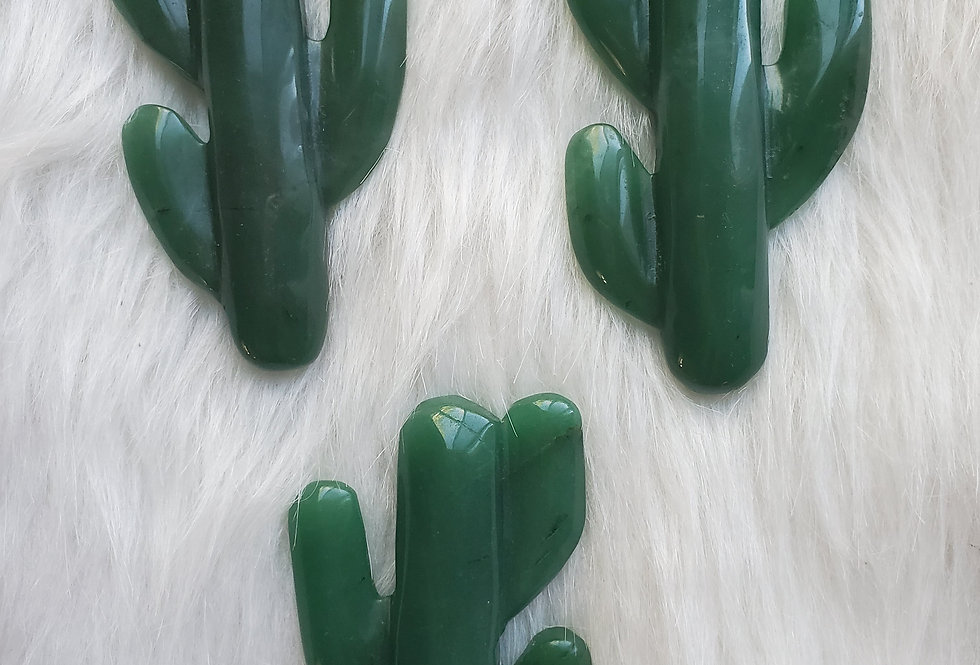 Aventurine Cactus