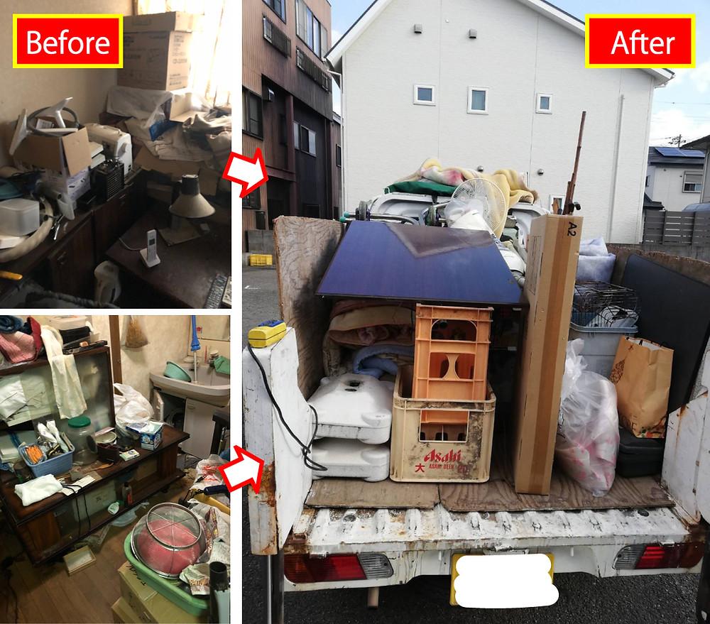 和歌山市 遺品整理 ごみ処分