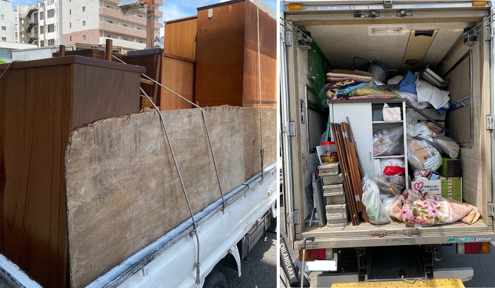 和歌山市、一軒家丸ごと処分、不用品処分
