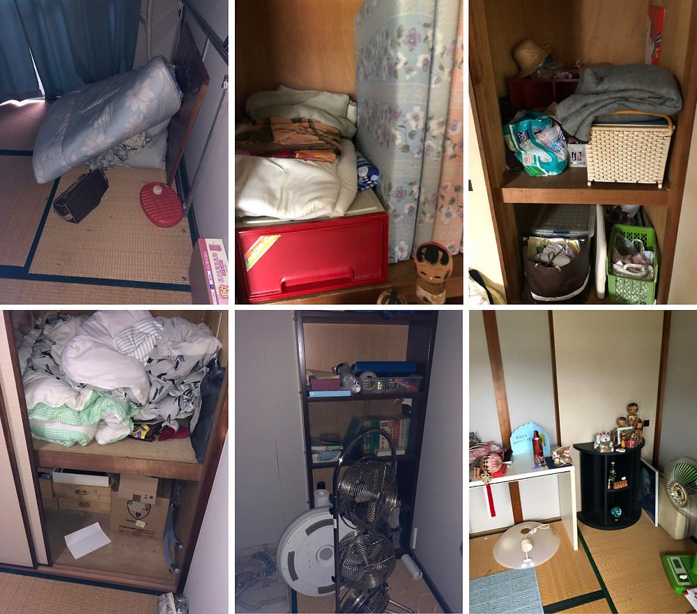 和歌山市 アパート一室丸ごと処分
