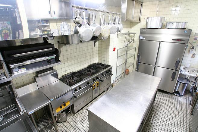 ネズミ予防厨房