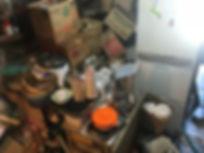 ゴミ屋敷の片づけ方