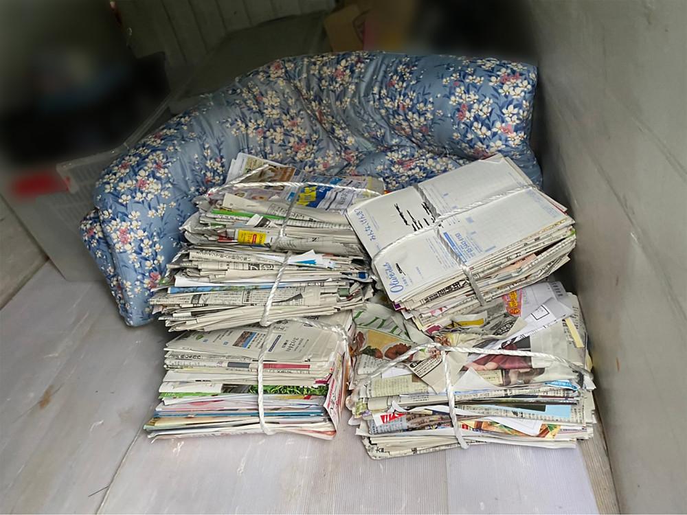 和歌山市、紙処分、布団処分