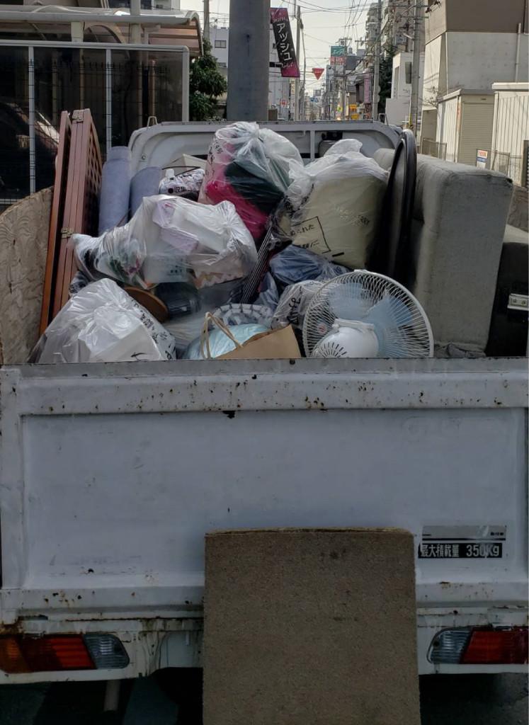 和歌山市 不用品回収