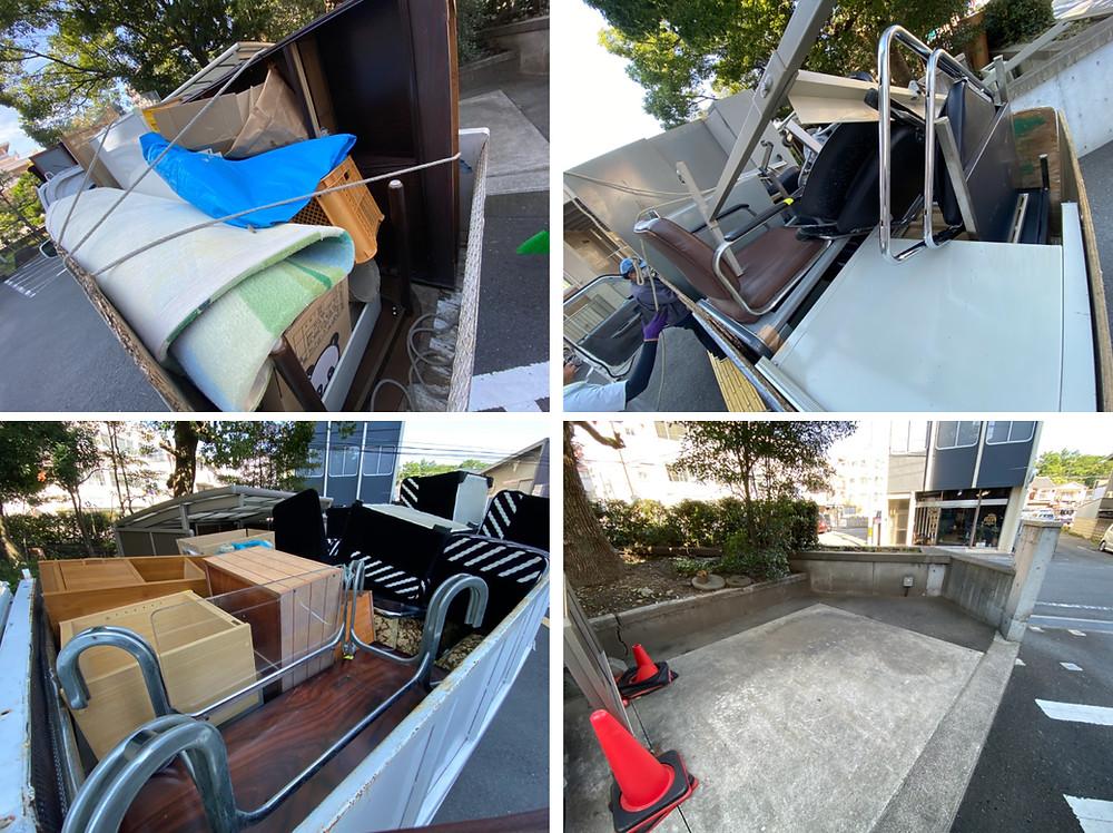和歌山市 オフィス用品回収
