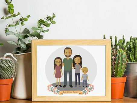 Custom made gifts