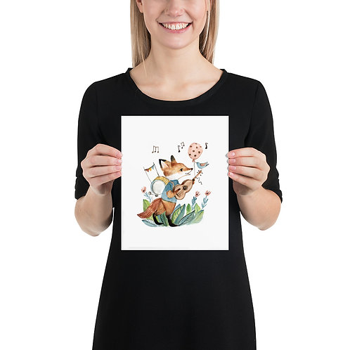 Fox - Poster