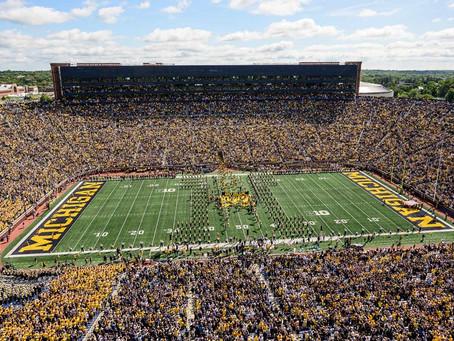 Michigan Announces Plans for 2021 Football Season Tickets