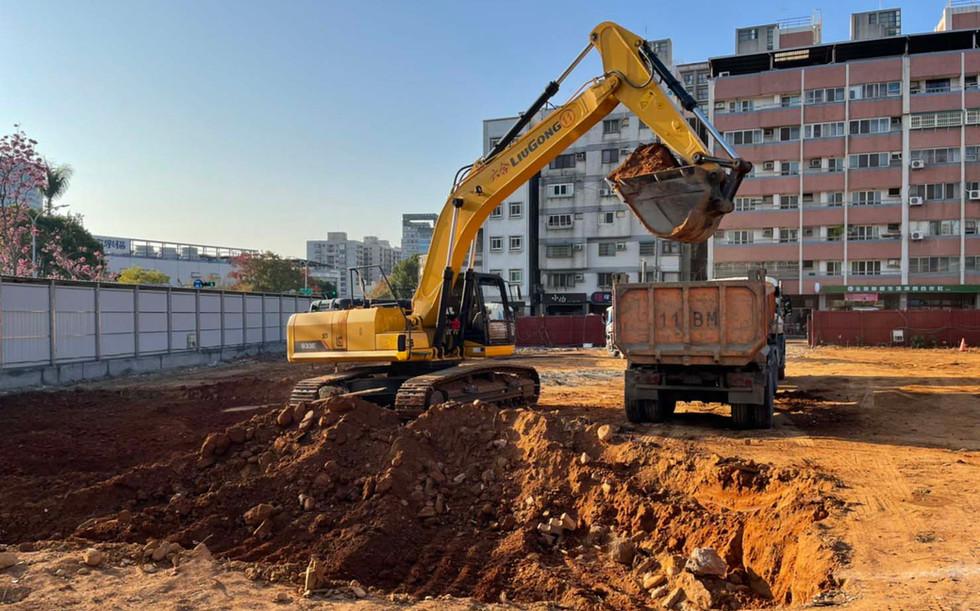 土方-表土降挖