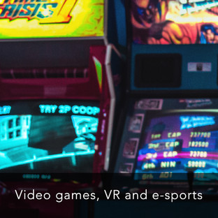 Video games and VR