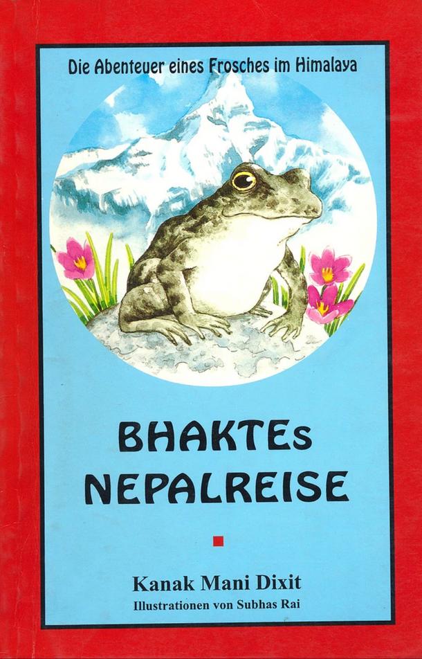 Bhaktes Nepalreise