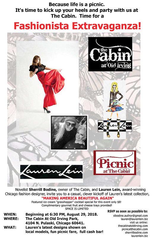 Cabin Event 08 29 2018 Flyer.JPG