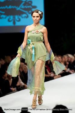 D I G Fashionista Green Mermaid