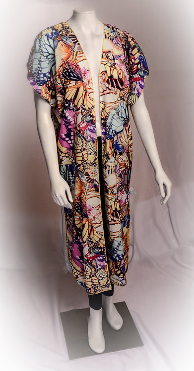 Wrap - Sassy Butterfly Kimono-style Wrap