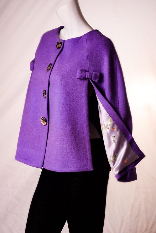 Cape - Lovely In Lilac