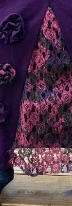 Dress Lace Inset Plum Train.JPG