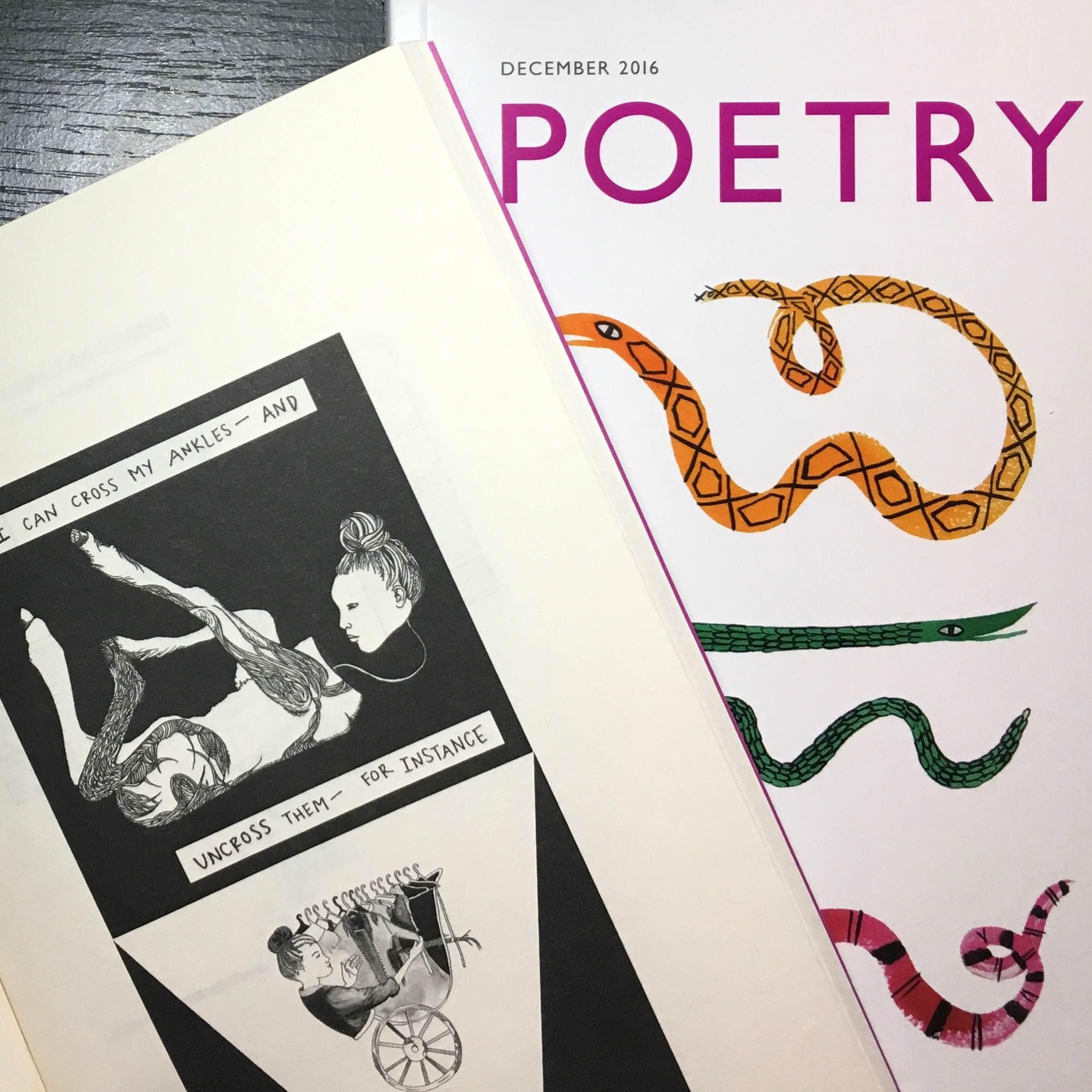 Gabrielle Bates Poetry Magazine