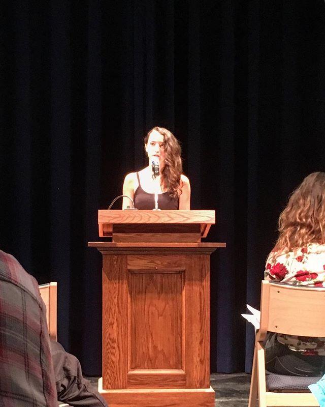 Gabrielle Bates poems at Bread Loaf