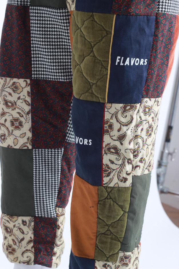 Oddballl x Flavors